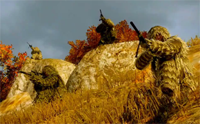 Sniper Team: A Battlefield Bad Company 2 machinima
