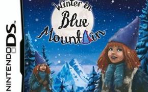 Winter in Blue Mountain